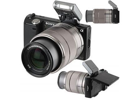 Sony Alpha NEX-5 - полноценная замена недорогой зеркалке.